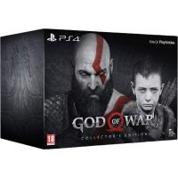 God of War 4. Collector's Edition (русская версия) (PS4)