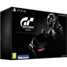Gran Turismo Sport Collector's Edition (русская версия) (PS4)