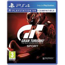 Gran Turismo Sport (английская версия) (PS4)