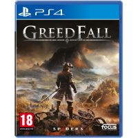 GreedFall (русская версия) (PS4)