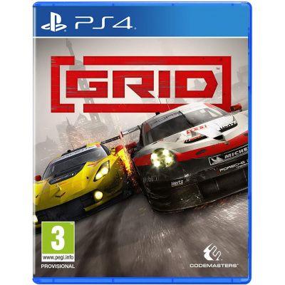 Grid (английская версия) (PS4)
