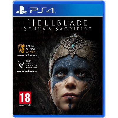 Hellblade: Senua's Sacrifice (русская версия) (PS4)