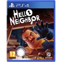Hello Neighbor (русская версия) (PS4)