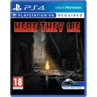 Here They Lie VR (русская версия) (PS4)