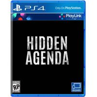 Hidden Agenda (русская версия) (PS4)