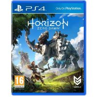 Horizon: Zero Dawn (русская версия) (PS4)