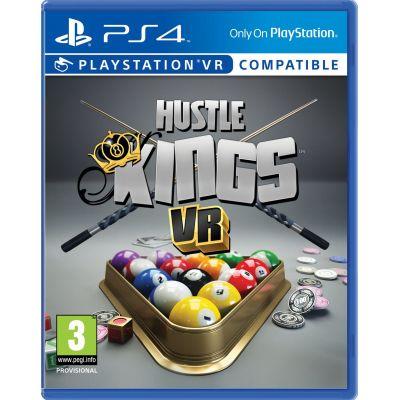 Hustle Kings VR (русская версия) (PS4)