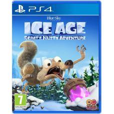 Ice Age: Scrat's Nutty Adventure/Ледниковый период: Сумасшедшее приключение Скрэта (русская версия) (PS4)