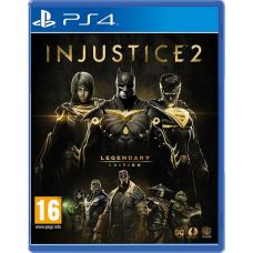 Injustice 2. Legendary Edition (русская версия) (PS4)