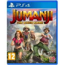 Jumanji: The Video Game/Джуманджи: Игра (русская версия) (PS4)