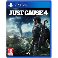 Just Cause 4 (русская версия) (PS4)