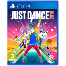 Just Dance 2018 (русская версия) (PS4)