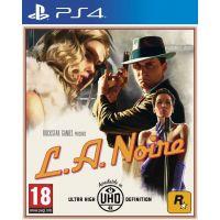 L.A. Noire (русская версия) (PS4)