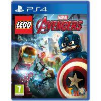 LEGO Marvel Avengers (русская версия) (PS4)