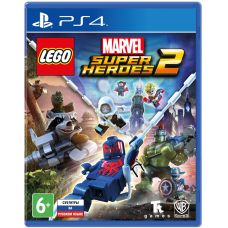 LEGO: Marvel Super Heroes 2 (русская версия) (PS4)