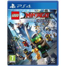 LEGO: Ниндзяго Фильм. Видеоигра (русская версия) (PS4)