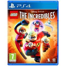LEGO The Incredibles/Суперсемейка (русская версия) (PS4)