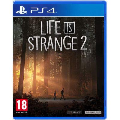 Life is Strange 2 (русская версия) (PS4)