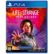 Life Is Strange True Colors (русская версия) (PS4)