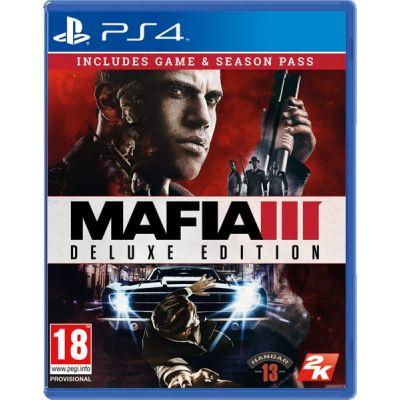 Mafia 3 Deluxe Edition (русская версия) (PS4)