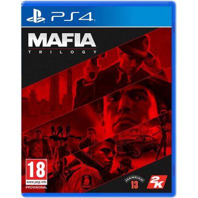 Mafia: Trilogy (русская версия) (PS4)
