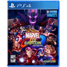 Marvel vs. Capcom: Infinite (русская версия) (PS4)