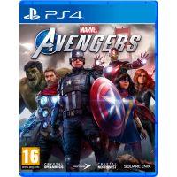 Marvel's Avengers (русская версия) (PS4)
