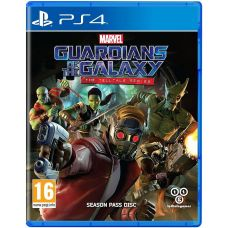 Marvel's Guardians of the Galaxy: The Telltale Series (русская версия) (PS4)