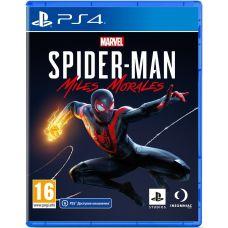 Marvel's Spider-Man: Miles Morales (русская версия) (PS4)