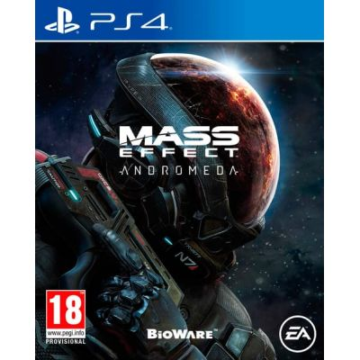 Mass Effect: Andromeda (русская версия) (PS4)