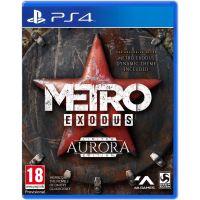 Metro Exodus Aurora Limited Edition / Исход. Специальное издание Аврора (русская версия) (PS4)