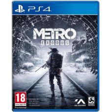 Metro Exodus / Исход (русская версия) (PS4)