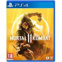 Mortal Kombat 11 (английская версия) (PS4)