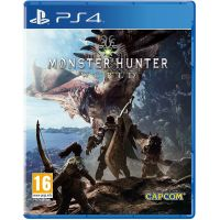 Monster Hunter: World (русская версия) (PS4)
