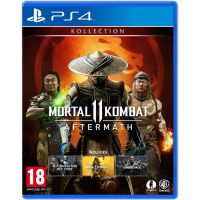 Mortal Kombat 11: Aftermath (русская версия) (PS4)