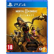Mortal Kombat 11 Ultimate (русская версия) (PS4)