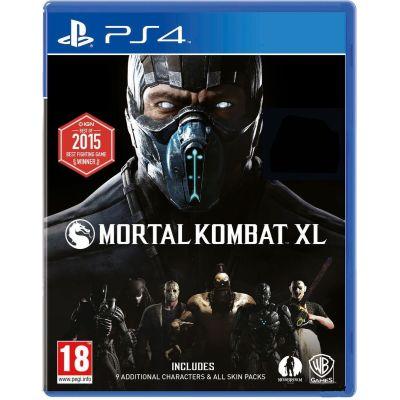 Mortal Kombat XL (русская версия) (PS4)