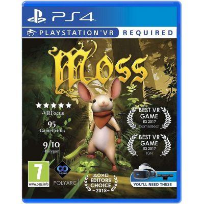 Moss (английская версия) (PS4)
