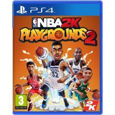 NBA 2K Playgrounds 2 (русская версия) (PS4)