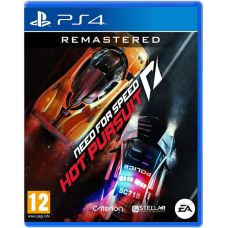 Need for Speed Hot Pursuit Remastered (русская версия) (PS4)