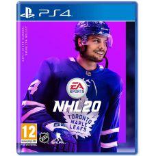 NHL 20 (русская версия) (PS4)