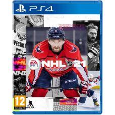 NHL 21 (русская версия) (PS4)
