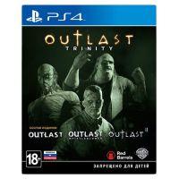 Outlast Trinity (русская версия) (PS4)