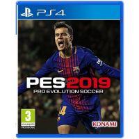 Pro Evolution Soccer 2019 (русская версия) (PS4)