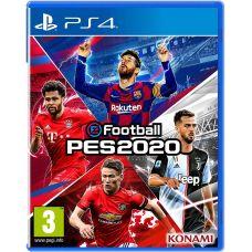 Pro Evolution Soccer 2020 (eFootball) (русская версия) (PS4)
