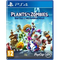 Plants vs Zombies: Battle for Neighborville/Битва за Нейборвиль (русская версия) (PS4)