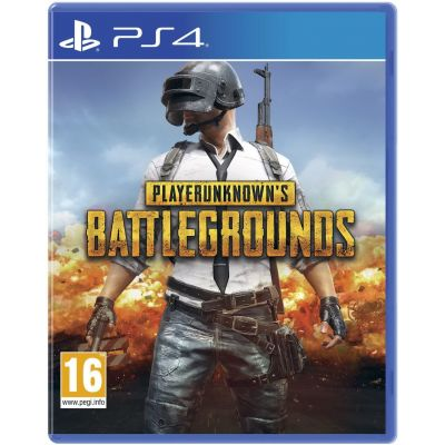 PlayerUnknown's Battlegrounds (русская версия) (PS4)