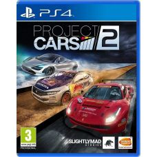 Project Cars 2 (русская версия) (PS4)