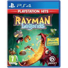 Rayman Legends (русская версия) (PS4)