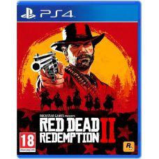 Red Dead Redemption 2 (русская версия) (PS4)